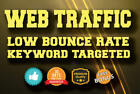 KEYWORD TARGETED Website-Traffic with Long Visit Duration usa europe