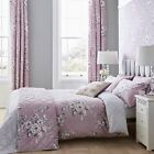 Catherine Lansfield Canterbury Heather Duvet Cover Set or Accessories  image