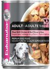 Eukanuba Adult Mixed Grill Beef and Chicken Dinner in Gravy Canned Dog Food