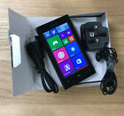 Nokia Lumia 435 Black Dual Sim 4GB Windows 3G Unlocked Whatsapp Smartphone Reacondicionado por el vendedor