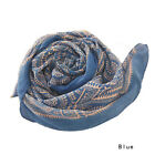 Women Oracle Printed Vintage Retro Design Scarf Shawl Long Scarf Neck Wraps Hot
