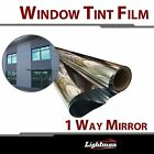 One Way Mirror Window Tint Film Privacy Reflection HEAT Anti-UVEnergy Saver