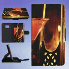 ALCOHOL BAR BLUR CANDLE FLIP CASE COVER FOR SAMSUNG GALAXY PHONE