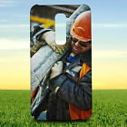 BUILD BUILDER CONSTRUCTION EQUIPMENT HARD BACK CASE COVER FOR LG PHONES