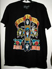 80s GUNS N ROSES Appetite For Destruction 1988 TOUR T-Shirt NEW VTG Bravado RARE