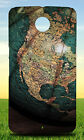 ANTIQUE GLOBE SHOP STORE HARD BACK CASE COVER FOR NEXUS PHONES