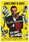 From Russia with love James Bond 007 Movie Poster-Photo-Print £3.95 GBP on eBay