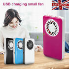 Mini Air Conditioner Cooling Cooler Portable Fan Hand Held USB/Battery Operation