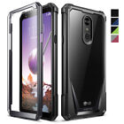Внешний вид - For LG Stylo 4 [Poetic] Shockproof Rugged [Heavy Duty] Case Cover 4 Color