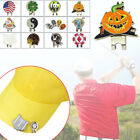 Golf Ball 4 Leaf Clover Golf Ball Marker With Magnetic Hat Clip Pop 2018