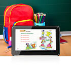 US KOCASO 10.1'' Tablet PC Android Quad Core HD WIFI Dual Camera +Earphone Etc.