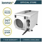 Commercial & Industrial Desiccant Dehumidifier Ionmax+ EcorPro DryFan®DF8 / DF12