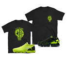 "Nike Air Vapormax Flyknit 2 Max 270 Acronym Volt Neon Green ""Lit Minds"" SHIRTS"