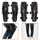 Motorcycle Off-Road MTB Safety Pad Armor Sports Knee Protector Riding Guard Shin