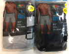 Fruit of the Loom Boxer Briefs 6 Pack Big Size 2XL 3XL Men R