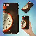 ALARM CLOCK ANALOGUE ANTIQUE CLASSIC 1 HARD BACK CASE FOR APPLE IPHONE PHONE