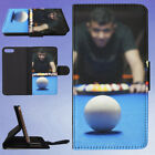 POOL BILLIARDS PERSON PLAYING BILLIARDS FLIP WALLET CASE FOR APPLE IPHONE PHONES $12.42 CAD on eBay