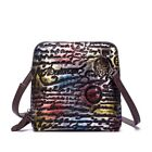 Embossed Leather Vintage Designed Luxury Women's Messenger Fashion Hand Bags