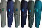 "New Mens Fully Elasticated Waist Smart Casual Rugby Trousers W32"" - W56"""