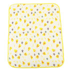 Baby Infant Diaper Nappy Urine Mat Kid Waterproof Bedding Cover G