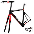 2018 Newest cycling carbon road bike monocuque frame+fork+seatpost BB86