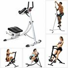 Ab Cruncher Abdominal Trainer Fitness Machine Body Shaper Gym Exercise Equipment image