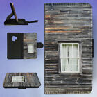 ABANDONED ARCHITECTURE BARN CABIN FLIP CASE COVER FOR SAMSUNG GALAXY PHONE for sale  Shipping to Canada