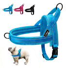 No Pull Padded Dog Harness Quick Fit Reflective Strap Vest for Small Large Dogs