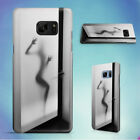 FROSTED GLASS BATHROOM DOOR HARD CASE FOR SAMSUNG GALAXY S PHONES