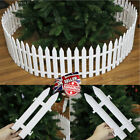 Christmas+Tree+Fence+Decor+Miniature+Garden+Party+Xmas+Decoration+5%2F15%2F25+Packs