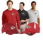 Kansas City Chiefs  Sweat Shirts - Hoodies - Polo Golf Shirts  Embroidered on eBay