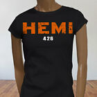 426 HEMI 4X4 POWER DIESEL FORD DODGE JEEP MOPAR Womens Black T-Shirt $19.99 USD on eBay