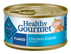 Blue Buffalo Healthy Gourmet Flaked Chicken Entree Canned Ca