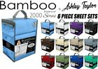 Ashley Taylor Bamboo Essence 2000 Series King Size 6 Piece S