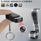 Hidden Mini USB Flash Drive Pinhole Spy Camera U Disk HD DVR Video Recorder Cam