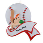 Baseball Player/Boy Personalized Christmas Ornament Sports & Activities Keepsake