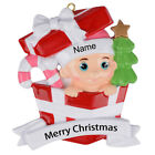 Baby's 1st Christmas Personalized Christmas Tree Ornaments Free Customization