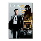 JAMES BOND 007 Hot Movie Art Canvas Poster 12x18 24x36 inches $6.2 CAD on eBay