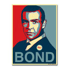 JAMES BOND 007 Hot Movie Art Canvas Poster 8x11 24x32 inches $11.06 CAD on eBay