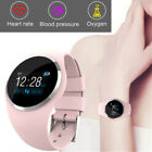 Women Waterproof Blue-tooth Smart Watch Ladies Phone Mate For A PPLE IOS i Phone image