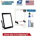 Touch Screen Glass Digitizer + Home Button Assembly Replacement for Apple iPad 4