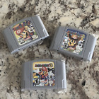 Mario Party 1 2 3 - Nintendo N64 - SELECT TITLE - Cart only - Tested - FAST SHIP