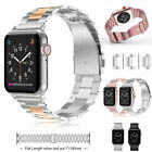 Stainless Steel Wrist iWatch Band Strap for Apple Watch Series 4 3 2 1 40mm 44mm image