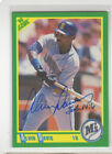 YOU PICK - Seattle Mariners Signed Autographed Auto Card VINTAGE STAR HOF S-2 on Ebay