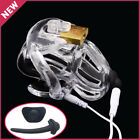 USA SHIP A370-1 Electric Male Chastity Cage Device - Fast Shipping!