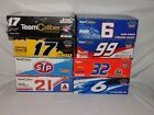 Nascar Team Caliber Owner's Series 8 Cars/6 Drivers Your Choice $24.99- $95.00