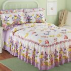 Bellamy Quilted-Top Butterfly Bedspread King image