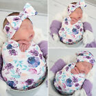 Kyпить USA Soft Muslin Baby Wrap Swaddling Blanket Newborn Floral Swaddle Towel 80*65cm на еВаy.соm