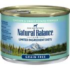 Natural Balance L.I.D. Chicken & Sweet Potato Canned Dog Food