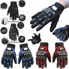 Red Cycling Gloves Outdoor Camping Military Airsoft Hunting Motorcycle Mittens